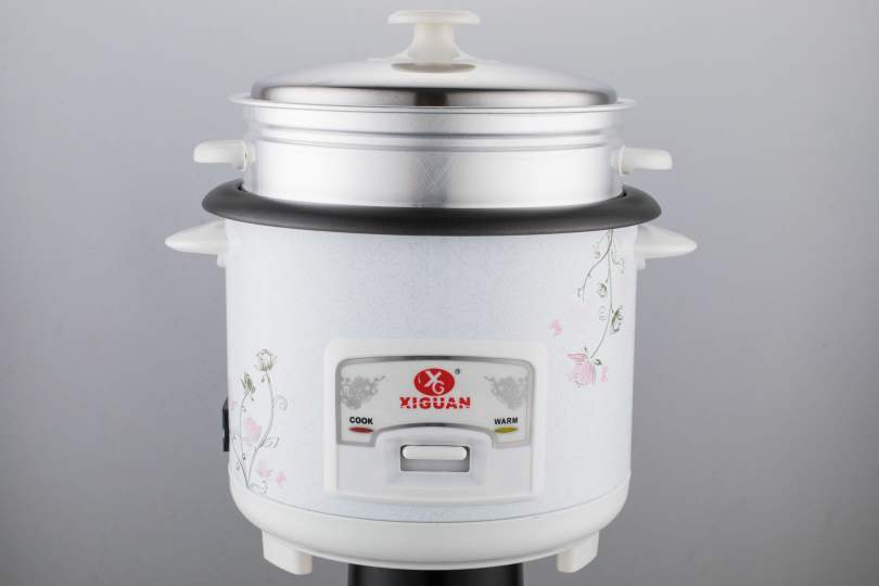 XIGUAN 2 LT BEST SELLER RICE COOKER WITH STEAMER