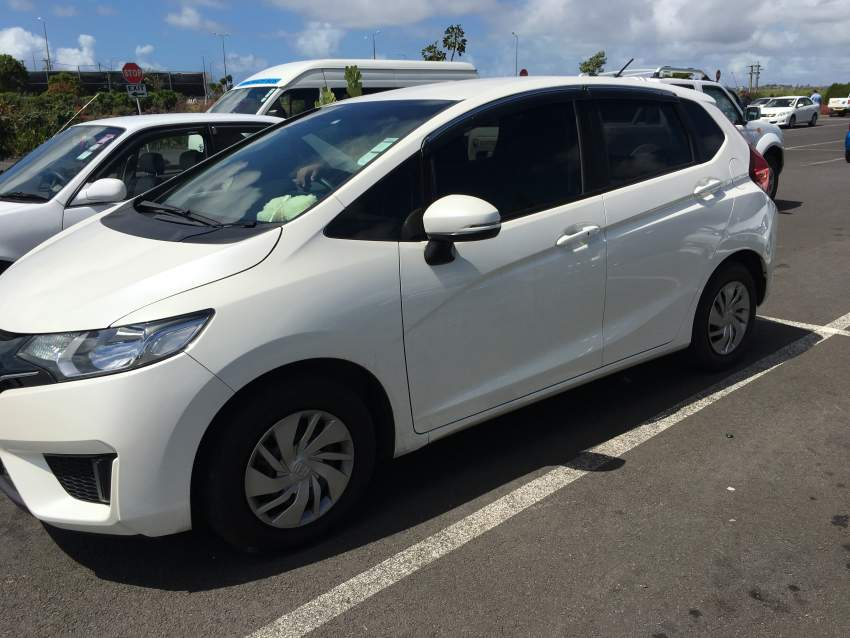 Honda fit 2015 automatic