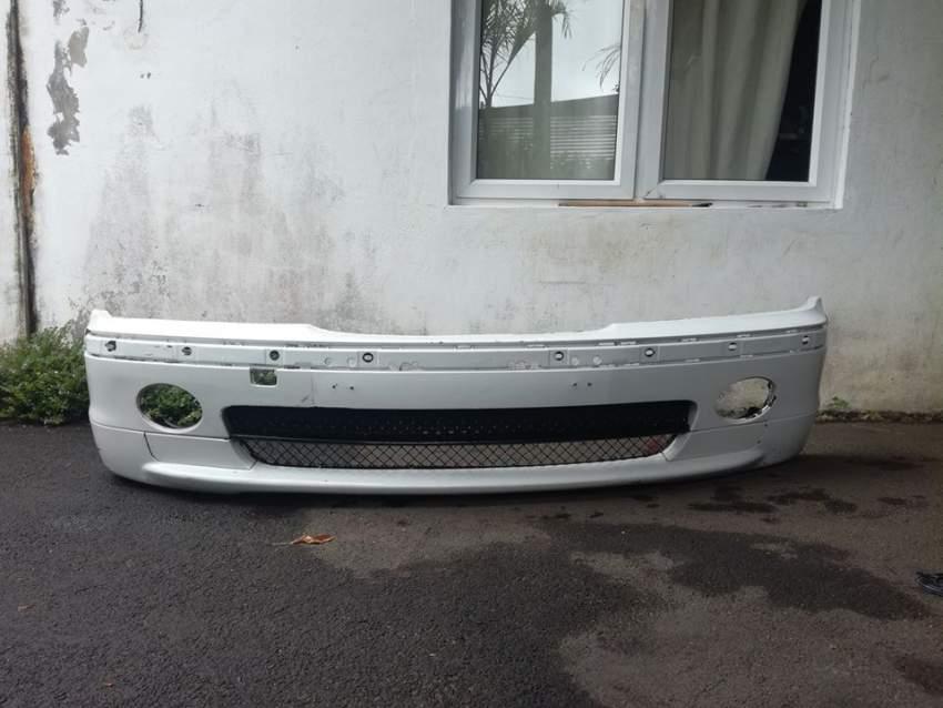 bmw e46 m tech 1 front bumper