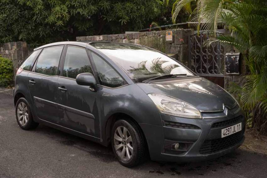 CITROËN C4 PICASSO 2011 & 156.000 Km - Family Cars at AsterVender