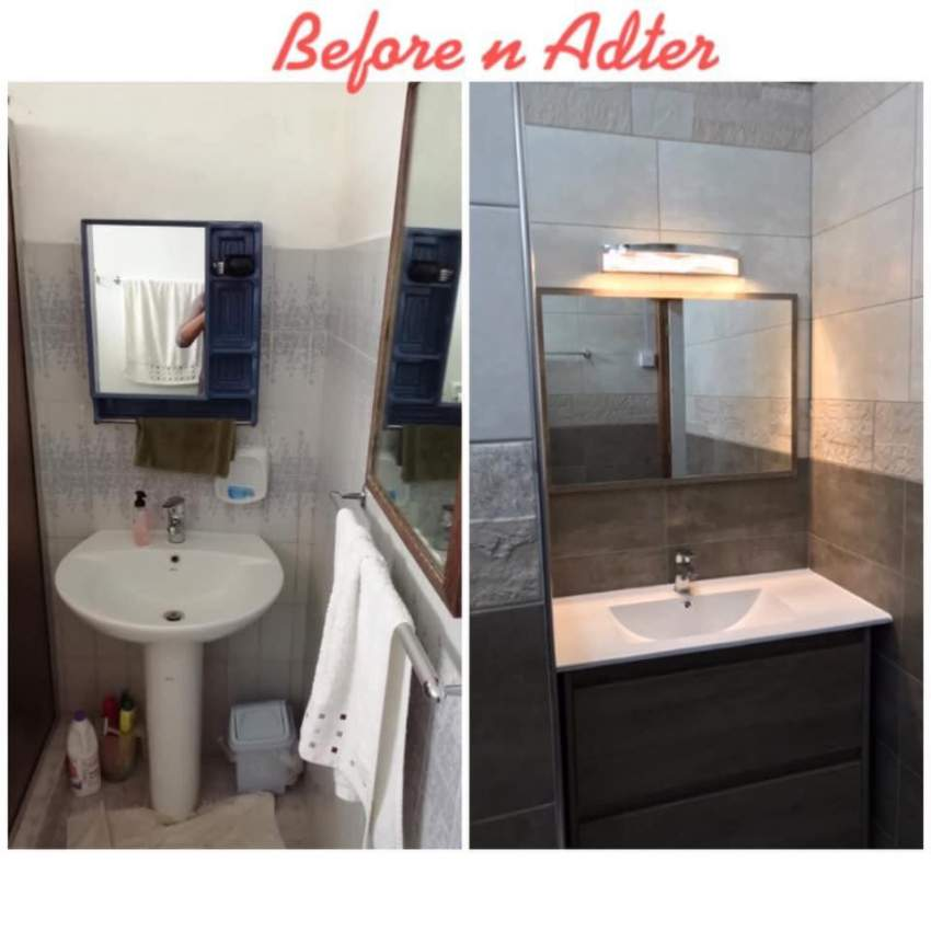 Bathroom renovation - Architecture at AsterVender