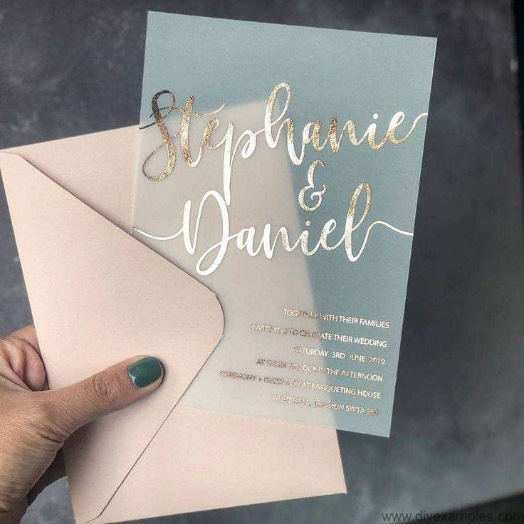 Wedding Cards - Graphic design at AsterVender