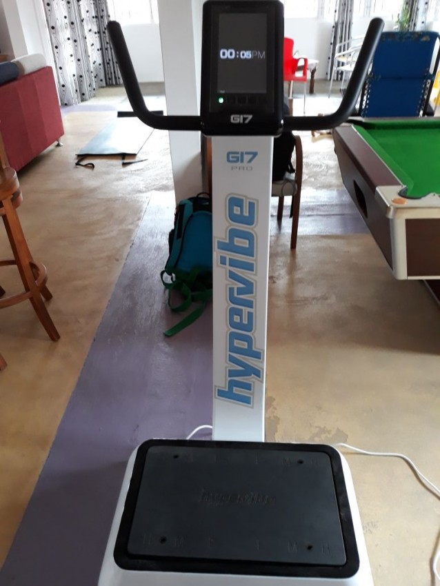 Hypervibe G17 Fitness machine - Fitness & gym equipment at AsterVender