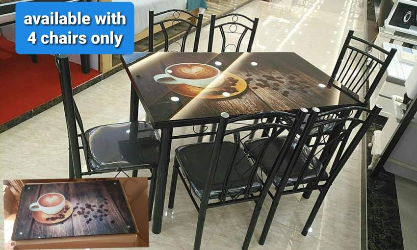 DINING set  - Table & chair sets at AsterVender