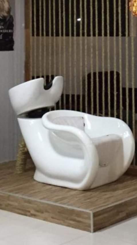 Hair washing basin