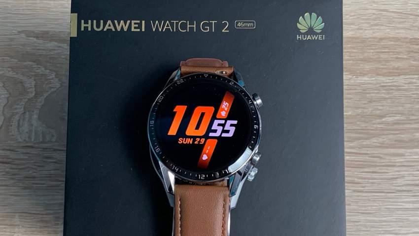 Huawei Gt 2 Classic  46 mm