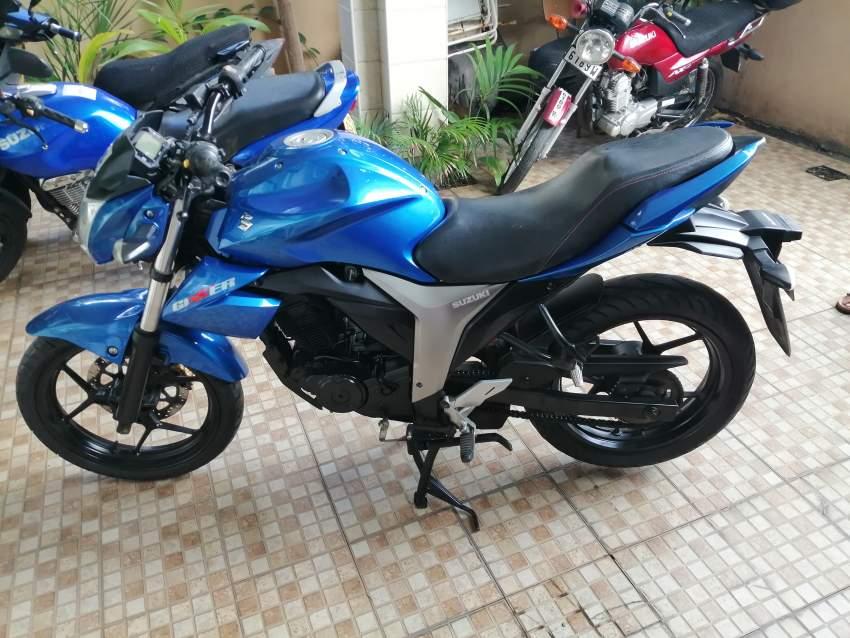Suzuki Gixer 150cc