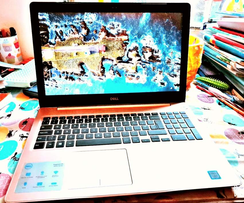 FOR SALE DELL LAPTOP Inspiron 15 Core i3 7th GEN