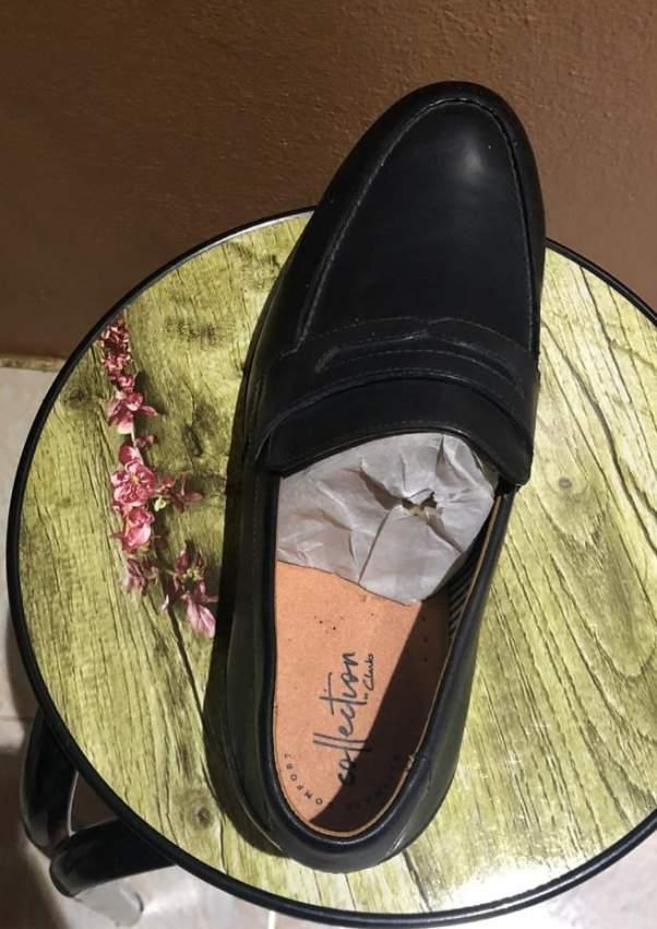 Clarks Shoes [ROHARTO WAY] (Brand New)