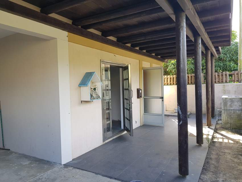 HOUSE FOR SALE AT PAILLOTE (including IN-BUILT furnitures ONLY)
