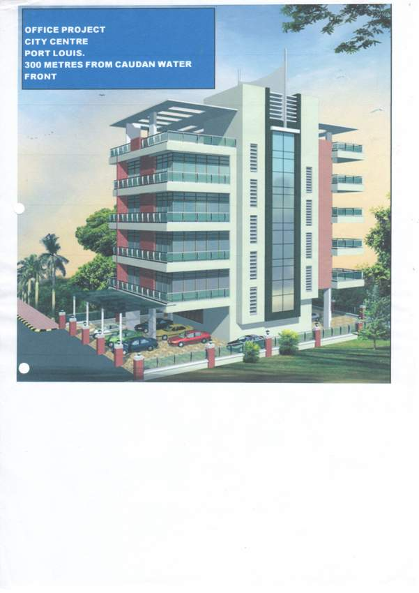 Commercial building in P-Louis 300metres from Caudan  Caudan