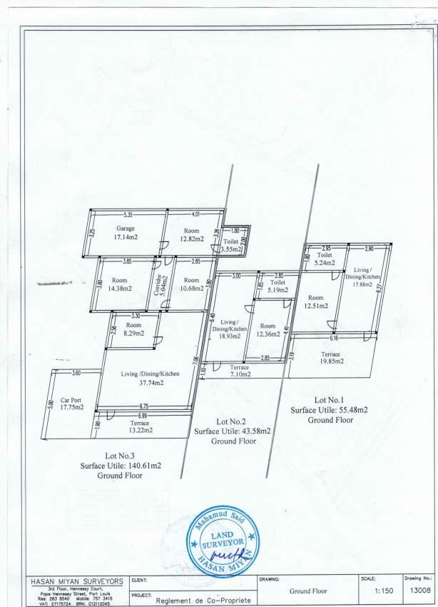 G.Bay Apartment at Renovation