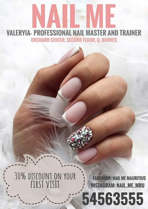 Gel Polish Manicure & Pedicure Service