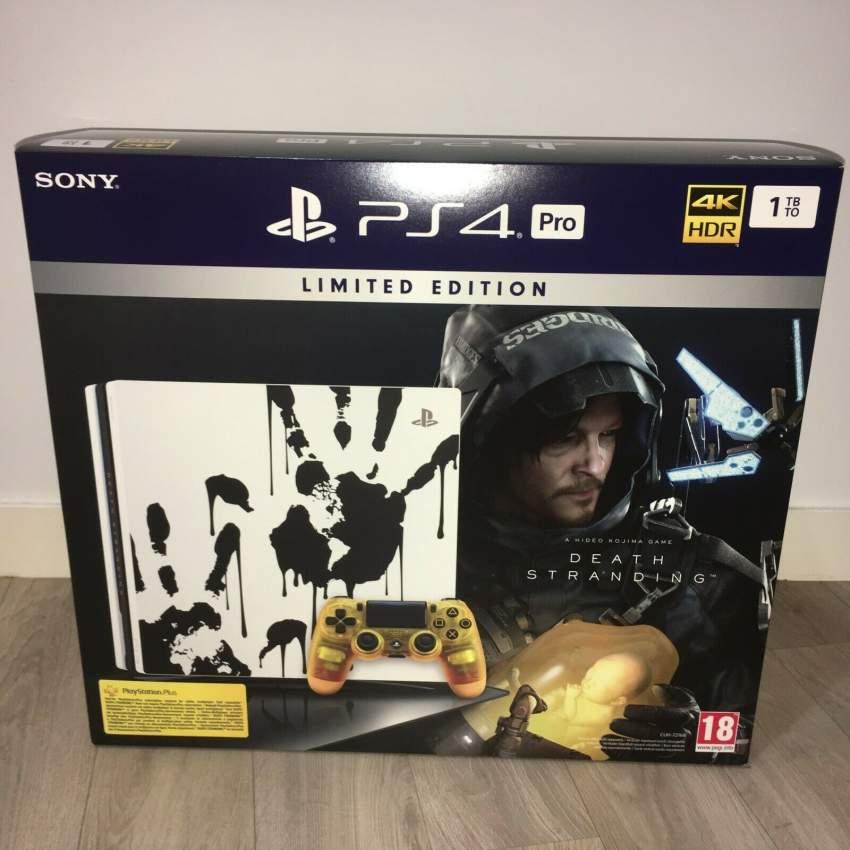 Sony Playstation 4 Pro Kingdom Hearts III Limited Edition 1TB 4K PS4
