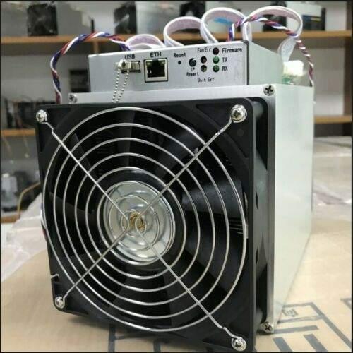 Antminer DAYUN ZIG Z1 (6.8 GH/S) ASIC K5, D3, S9j, Miner + Power Suppl