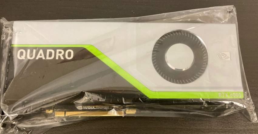 PNY NVIDIA Quadro RTX 6000 24GB GDDR6 Graphics Card
