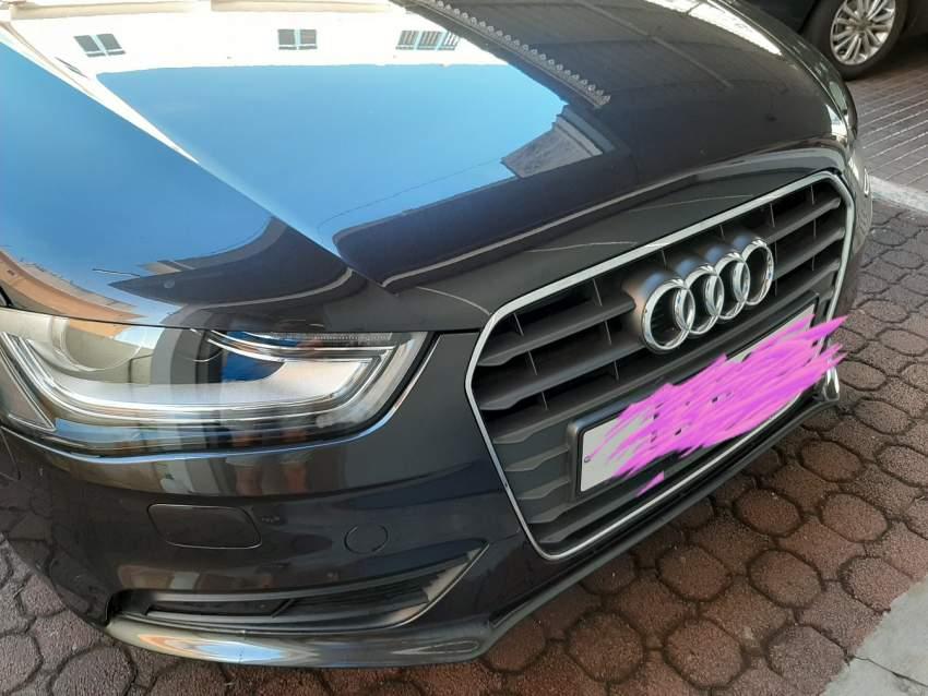 Car Audi A4
