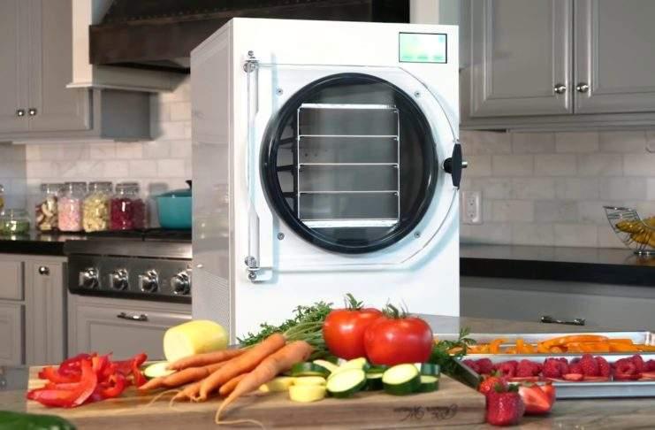 Freeze-dryer Harvest Right