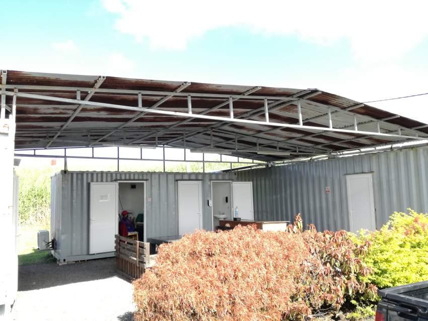 Outdoor roof-48 m2