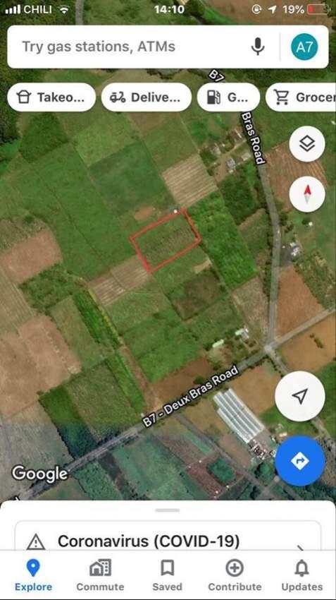Agricultural land for sale - 1.08 arpent