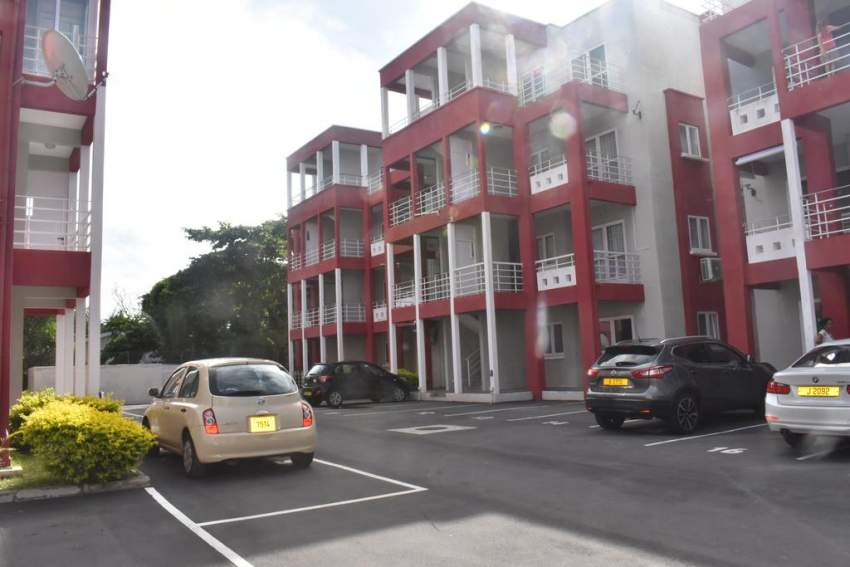 Apartment meuble a vendre a Pereybere