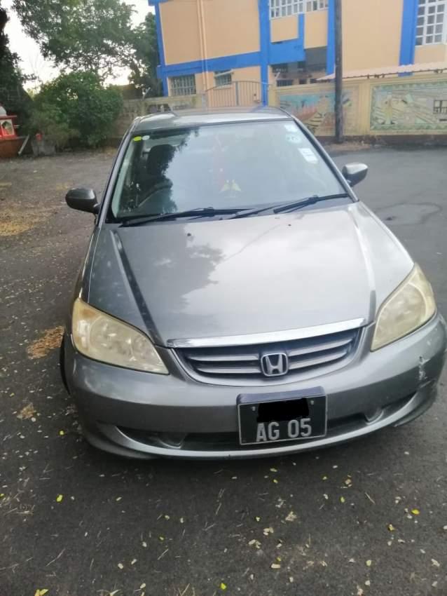 A vendre Honda Civic