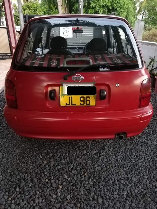 Car Nissan Micra