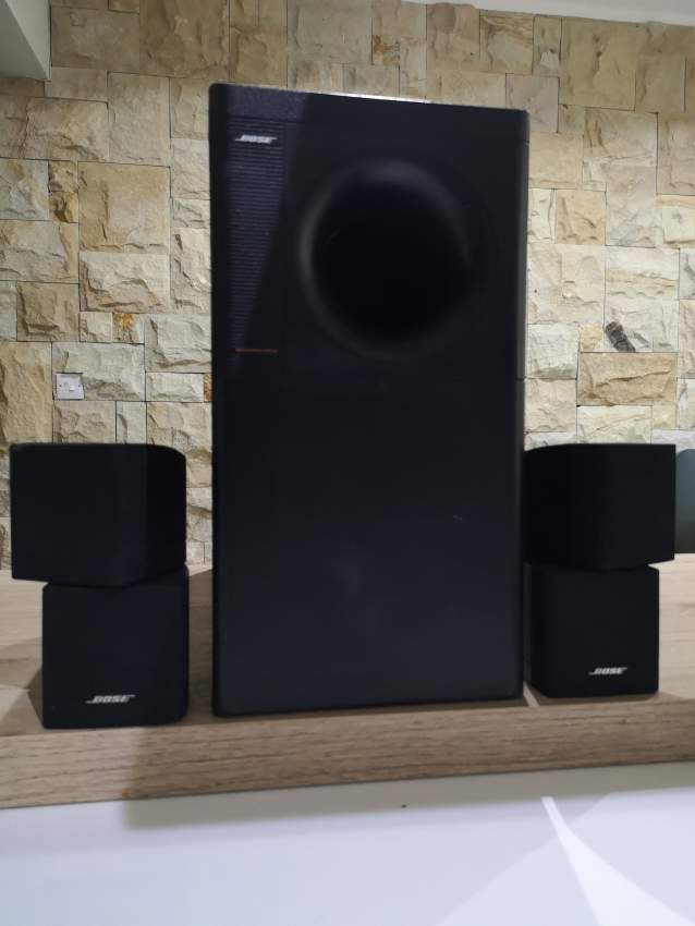 Bose acoustimass 5 series III at AsterVender