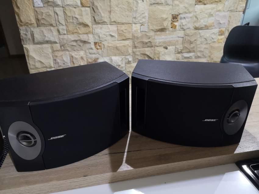 Bose 201V Bookshelf Speakers