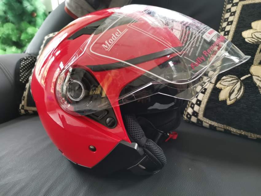 Helmet new condition