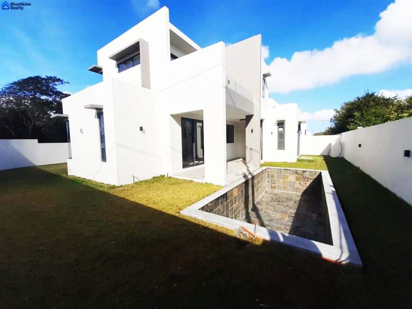 Elegant contemporary villa for sale in Grand Baie - Villas at AsterVender