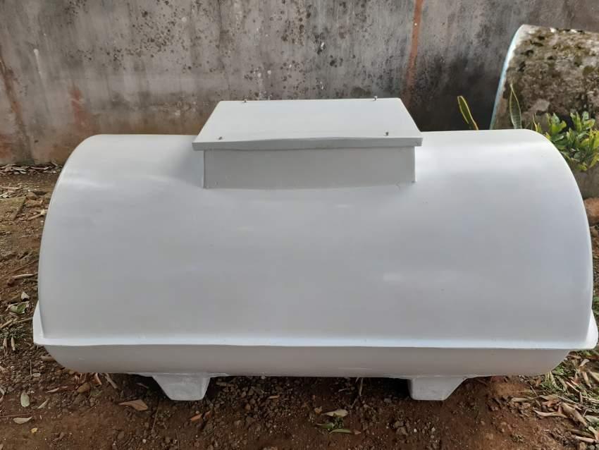 Tank de l'eau 2000 ltrs