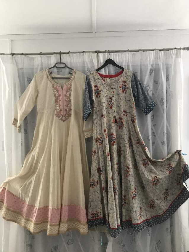 2 dresses from India