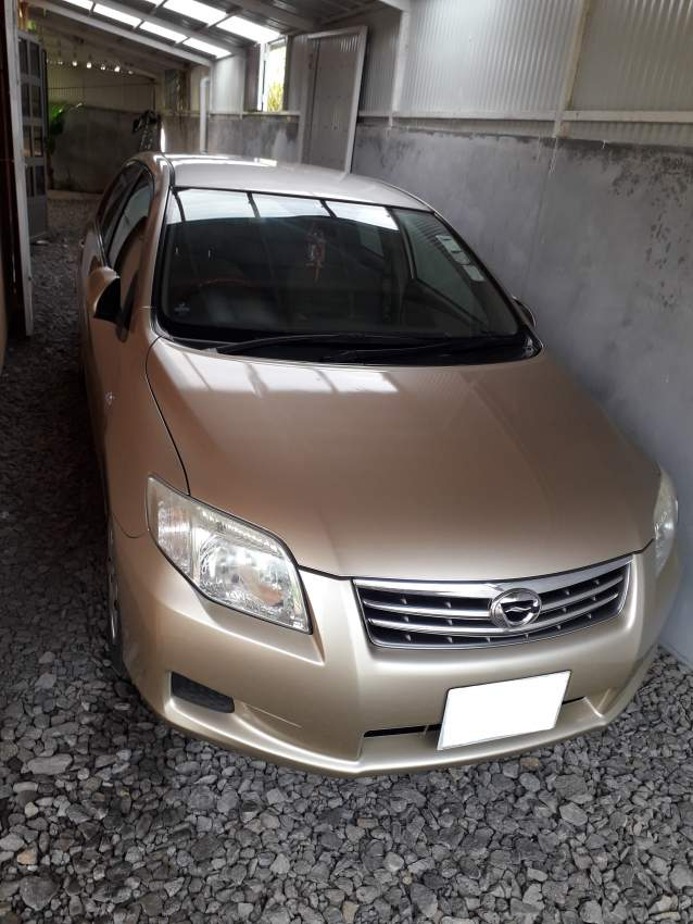 Toyota Corolla Axio - Luxury Cars at AsterVender