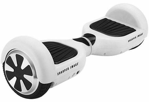 HOVERBOARD  WITH BLUETOOTH SPEAKER AND LED AND BUMPER - Skateboard & Hoverboard at AsterVender
