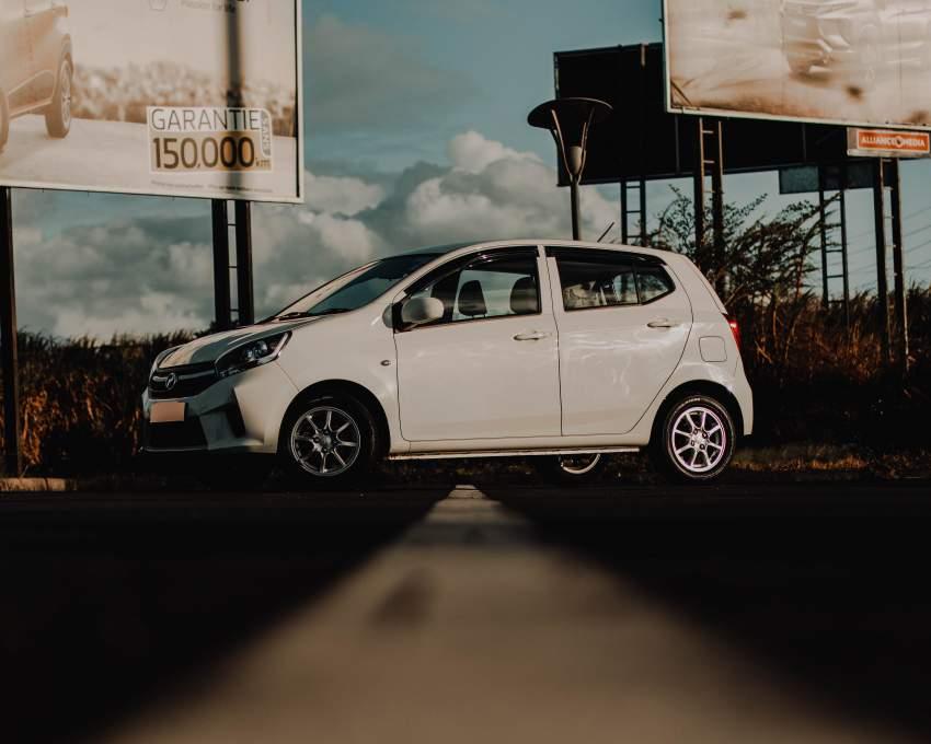 2018 Perodua Axia