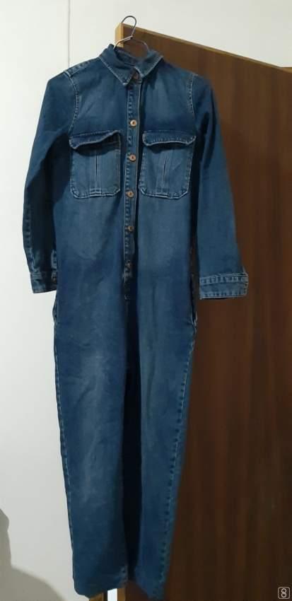 Combinaison en jean/Denim - Mango - Taille M