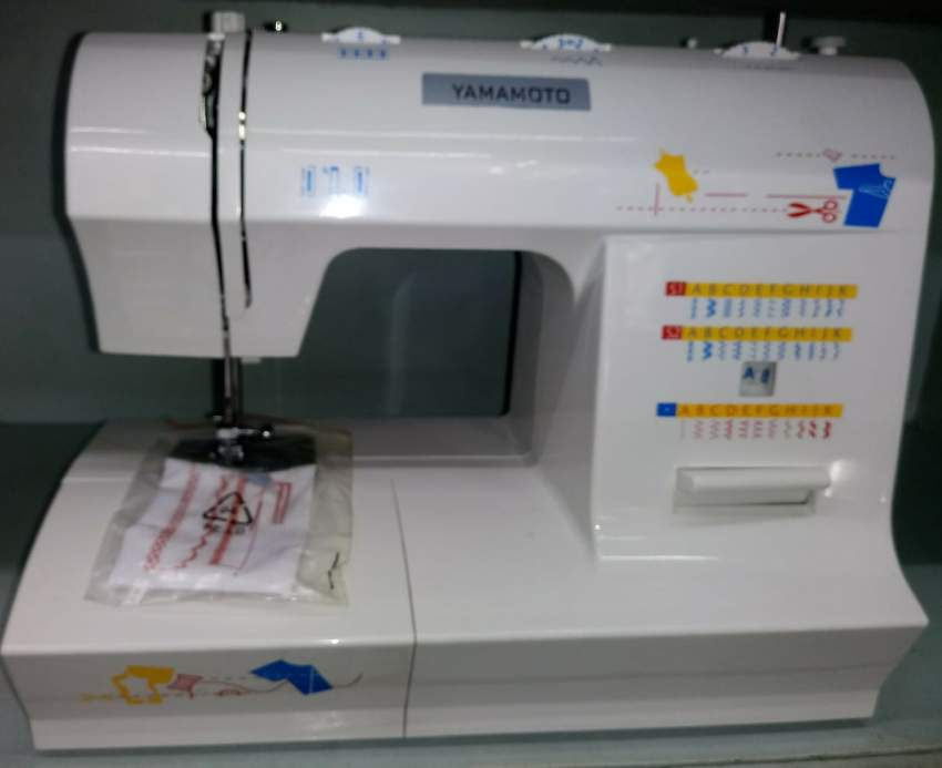 Yamamoto Model 2235 - Sewing Machines at AsterVender