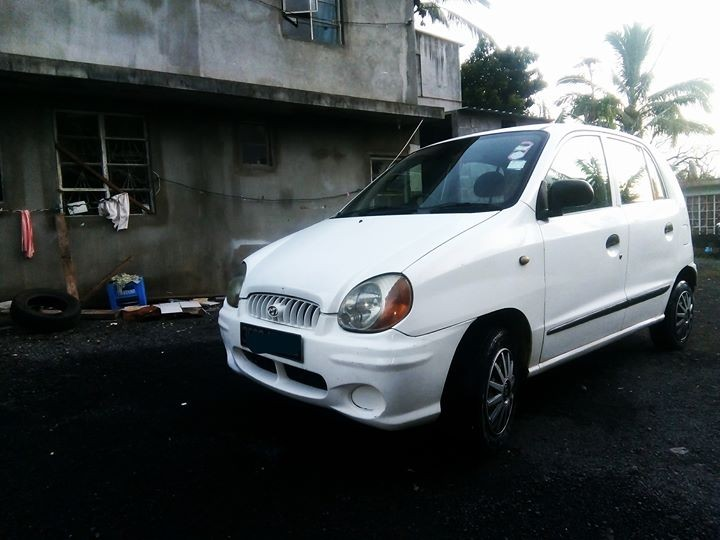 A vend Hyundai atos yr 2002 full options injection - Compact cars at AsterVender