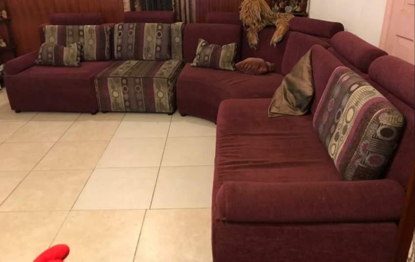 Canapé..corner sofa