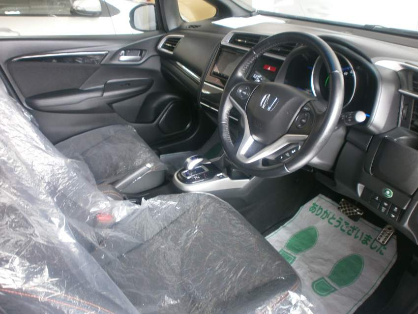 HONDA FIT S PACKAGE - Family Cars at AsterVender