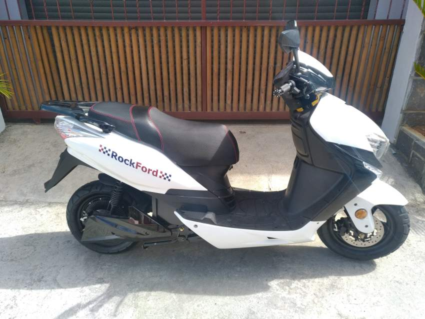 Electric scooter 2000w