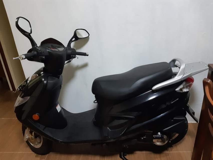 Scooter -SUZUKI