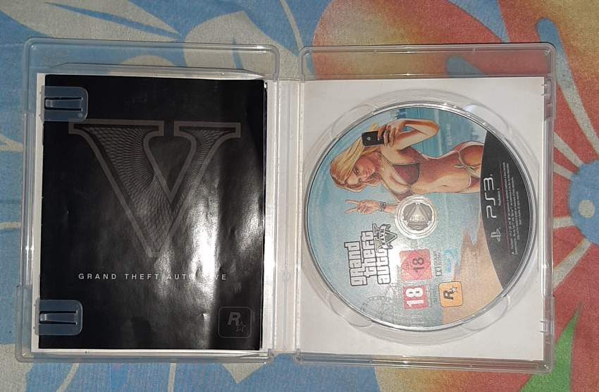 GTA V - PlayStation 3 Games at AsterVender