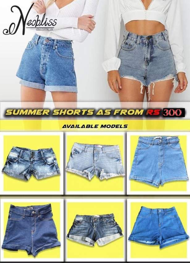 GIRLS SHORTS NEOBLISS