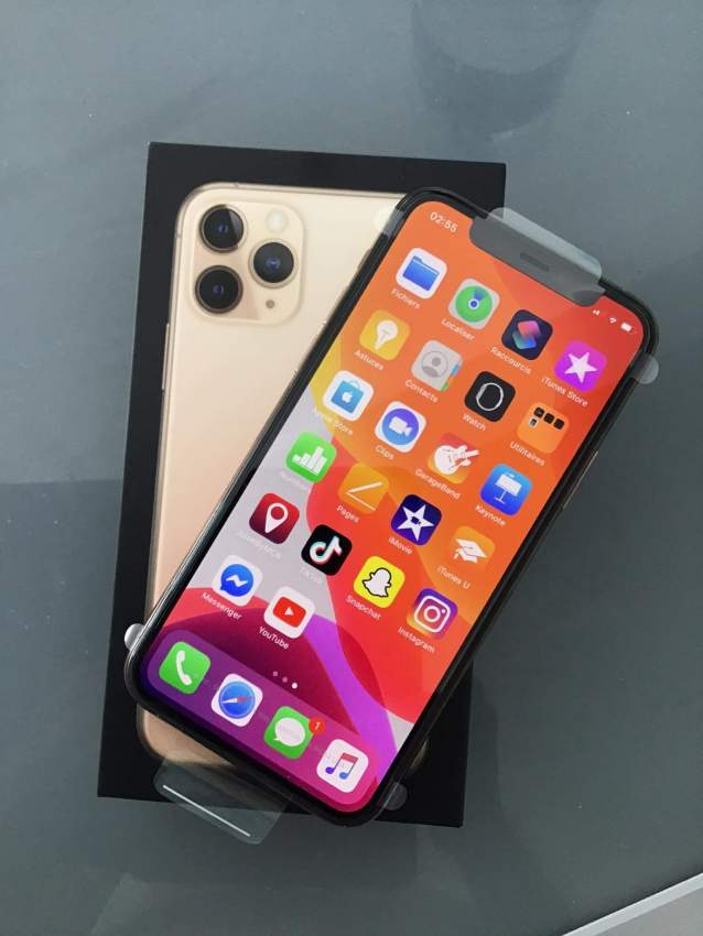 iPhone pro 11 256gb - iPhones at AsterVender