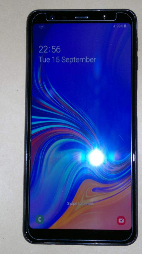 Samsung A7 2018 Dual Sims at AsterVender