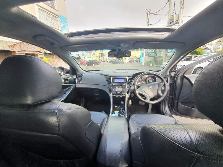 Hyundai Sonata 2011 2.4