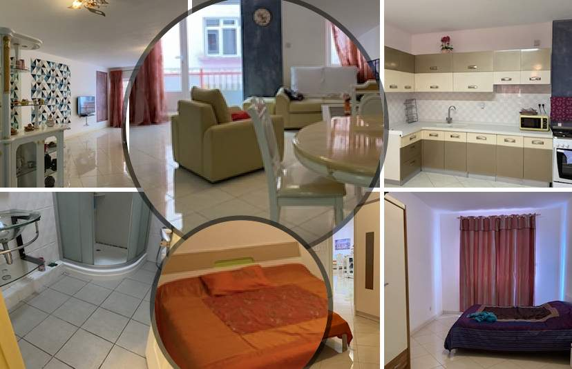 Apartment for rent at Quatre Bornes