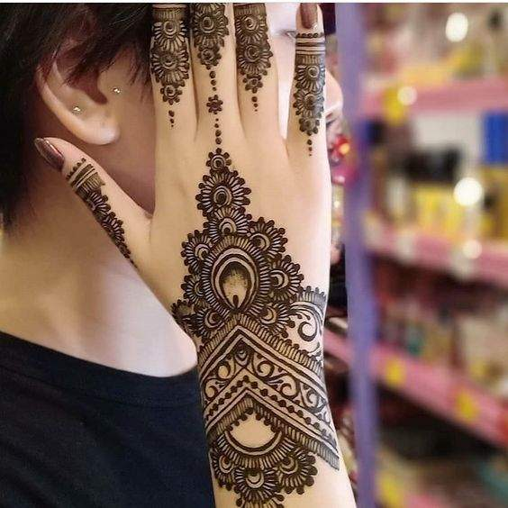 Henna/Mehendi Application for all occasion